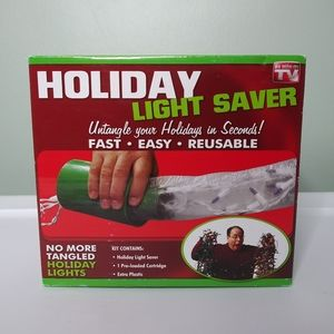 Holiday Light Saver As Seen On TV New In Box